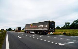 Steden Logistic neue Website