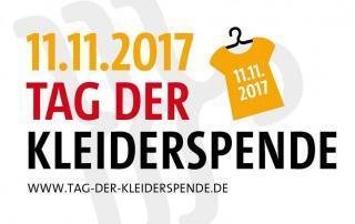 Tag der Kleiderspende Logo