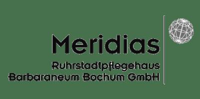 meridias logo ruhrstadtpflegehaus