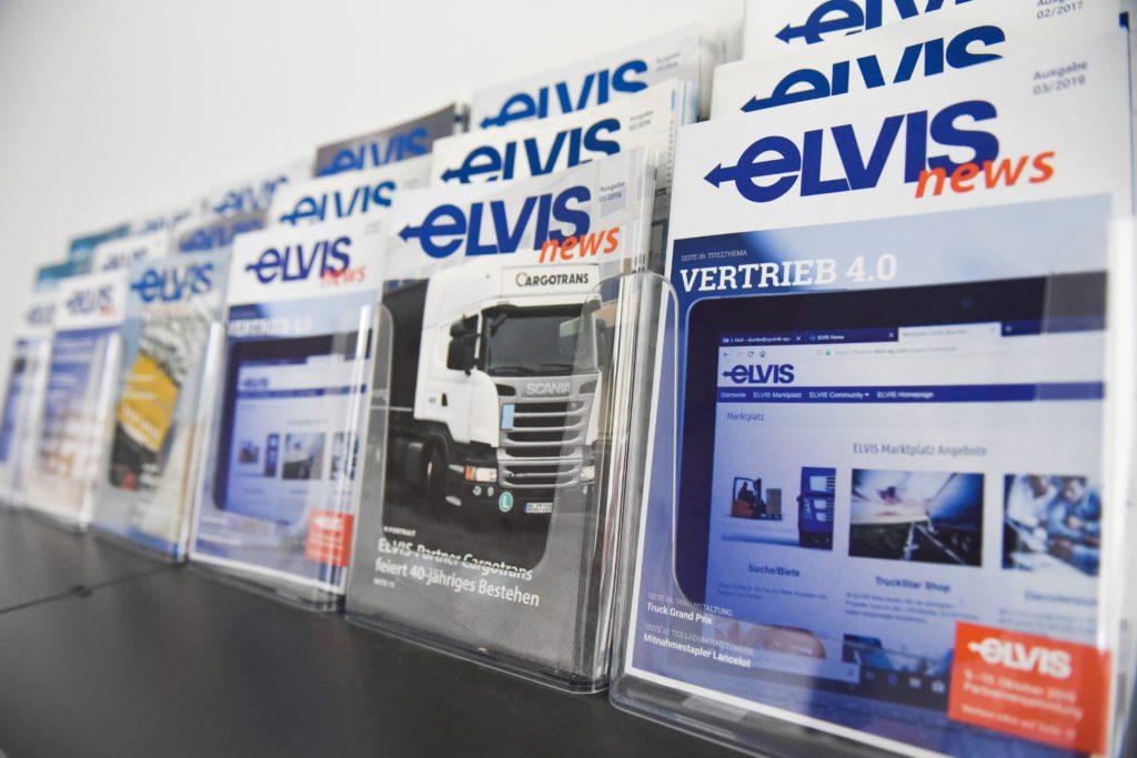 Elvis news Corporate Publishing