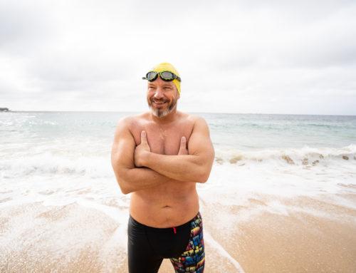"""""""Sieht man einen Hai, muss man aufhören zu schwimmen"""": Interview mit Extremsportler André Wiersig"""