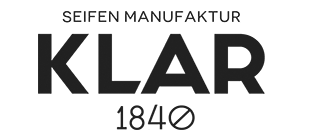 Klara Logos Quer Blau  SW
